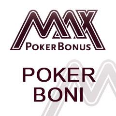 Poker Boni