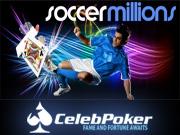 Celeb Poker Soccer Millions