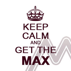 Keep calm and get the max poker bonus